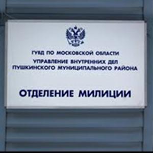 Отделения полиции Губкинского