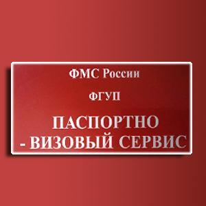 Паспортно-визовые службы Губкинского
