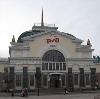 Железнодорожные вокзалы в Губкинском